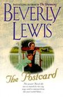 The Postcard (Amish Country Crossroads #1) (Large Print)