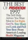 The Best of Prevention 1997