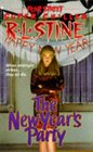 The New Year's Party (Fear Street Superchiller, Bk 9)
