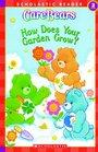 Care Bears How Does Your Garden Grow
