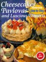 Sbs Cheesecakes  Pavlovas