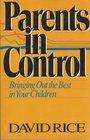 Parents in Control