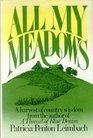 All My Meadows