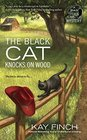 The Black Cat Knocks on Wood (Bad Luck Cat, Bk 2)