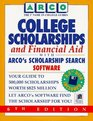 College Scholarships and Financial Aid With Arco's Scholarship Search Software