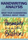 Handwriting Analysis What Your Handwriti