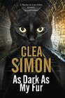 As Dark as My Fur (A Blackie and Care Cat Mystery, 2)