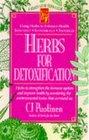 Herbs for Detoxification