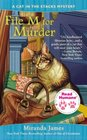 File M For Murder (Cat in the Stacks, Bk 3)