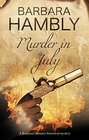 Murder in July Historical mystery set in New Orleans