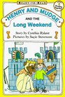Henry And Mudge And The Long Weekend (Ready-To-Read Level 2) (Henry and Mudge, Bk 11)