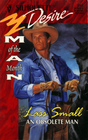 An Obsolete Man (Fabulous Brown Family, Bk 13) (Man of the Month) (Silhouette Desire, No 895)