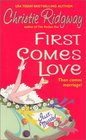 First Comes Love (Hot Water, California, Bk 1)