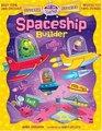 Put 'Em Together Sticker Stories Spaceship Builder