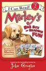 Marley's Big Box of Reading Fun Contains Marley Farm Dog Marley Marley's Big Adventure Marley Snow Dog Marley Marley Strike Three Marley  and the Runaway Pumpkin