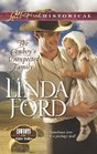 The Cowboy's Unexpected Family (Cowboys of Eden Valley, Bk 3) (Love Inspired Historical, No 175)
