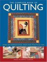 Complete Book Of Quilting Over 200 Inspirational Ideas  Practical Tips
