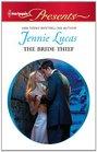 The Bride Thief (Harlequin Presents, No 2965)