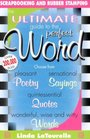 The Ultimate Guide to the Perfect Word  Quotes Titles Poetry Tips Words