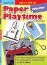 Paper Playtime Workbooks Vehicles