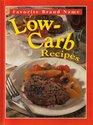 Favorite Brand Name Low-Carb Recipes