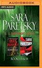 Sara Paretsky - V I Warshawski Series Books 13  14 Hardball  Body Work