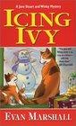 Icing Ivy (Jane Stuart and Winky, Bk 4)