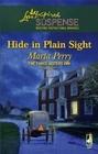Hide in Plain Sight (Three Sisters Inn, Bk 1) (Love Inspired Suspense, No 65)