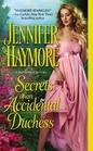 Secrets of an Accidental Duchess (Donovan Sisters, Bk 2)