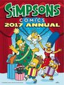 The Simpsons 2017 Annual