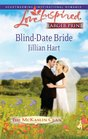 Blind-Date Bride (Love Inspired) (Larger Print)