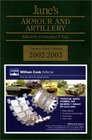 Jane's Armour and Artillery Upgrades 20022003