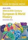 As/A-level 19th  20th Century European  World History