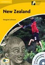 New Zealand Level 2 Elementary/Lowerintermediate Book with CDROM and Audio CD Pack