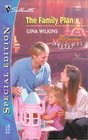 The Family Plan (McClouds of Mississippi , Bk 1) (Silhouette Special Edition, No 1525)