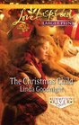 The Christmas Child (Redemption River, Bk 4) (Love Inspired, No 661) (Larger Print)