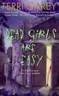 Dead Girls Are Easy (Nicki Styx, Bk 1)