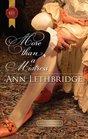 More Than a Mistress