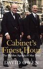 Cabinet's Finest Hour The Hidden Agenda of May 1940