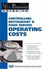 The Food Service Professionals Guide To Controlling Restaurant  Food Service Operating Costs