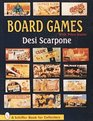 Board Games: With Price Guide (A Schiffer Book for Collectors)