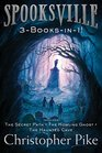 Spooksville 3-Books-in-1 The Secret Path The Howling Ghost The Haunted Cave