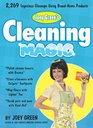 Joey Green's Cleaning Magic 2336 Ingenious Cleanups Using Brand-Name Products