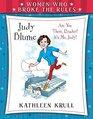 Women Who Broke the Rules Judy Blume