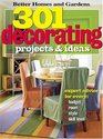 301 Decorating Projects  Ideas