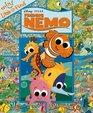Disney Pixar Finding Nemo Mini Look and Find