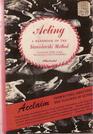 Acting Handbook of Stanislavski Method