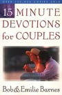 15 Minute Devotions for Couples