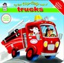 My First Flip-Flap Book of Trucks