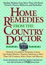 Home Remedies from the Country Doctor